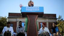 Ir al VideoEl voto de los negros vuelve a inclinarse del lado demócrata en las elecciones de EE.UU.