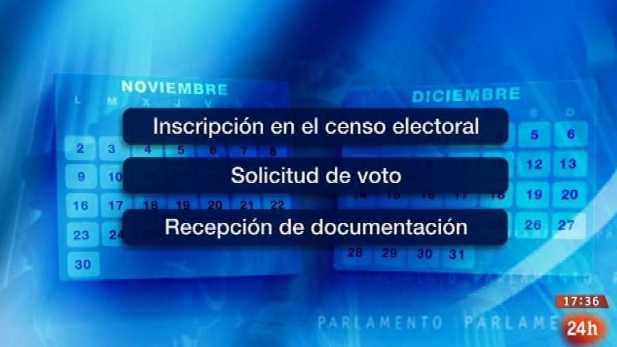 Parlamento - El reportaje - Voto rogado - 26/09/2015