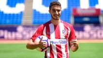 Ir al VideoVrsaljko, presentado como nuevo jugador del Atlético