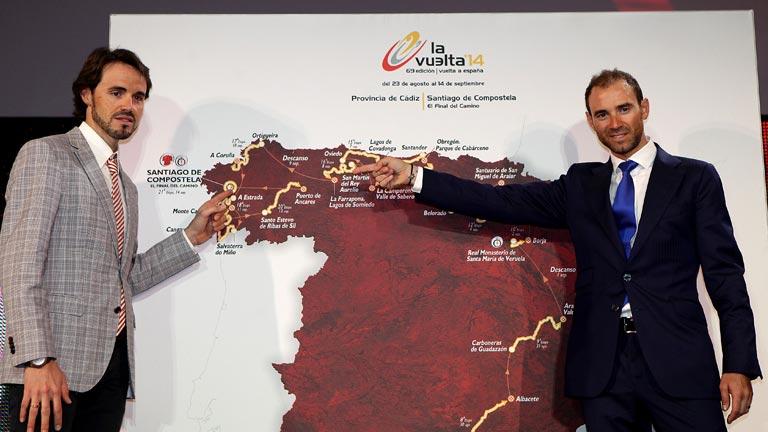 La Vuelta 2014 promete emociones