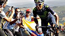 Vuelta 2016 | Nairo Quintana gana en Lagos de Covadonga, de nuevo líder