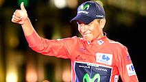 Vuelta 2016 | Quintana escoltado por Froome y Chaves en el podio