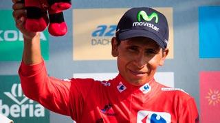Vuelta 2016 | Quintana se enfunda la roja en La Camperona