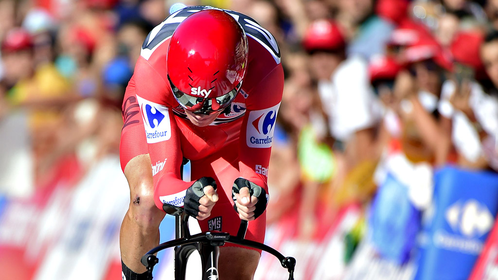 Vuelta 2017 | Froome impone su ley en la crono de Logroño y refuerza el liderato