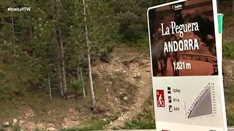 Vuelta 2017   Pericopuertos 2017: Andorra