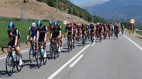 4ª etapa: Escaldes - Engordany - Tarragona