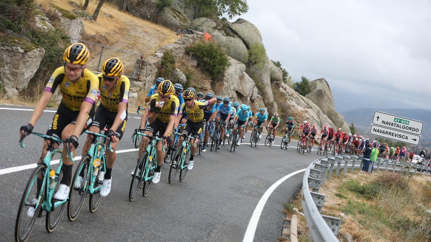 Vuelta Ciclista a España 2019 - 20ª etapa: Arenas de San Pedro - Plataforma de Gredos. (2ª parte)