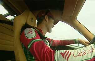 La Vuelta en Ferrari