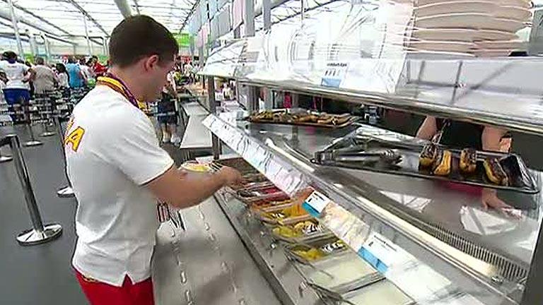 La vuelta gastronómica al mundo en la Villa Olímpica de Londres