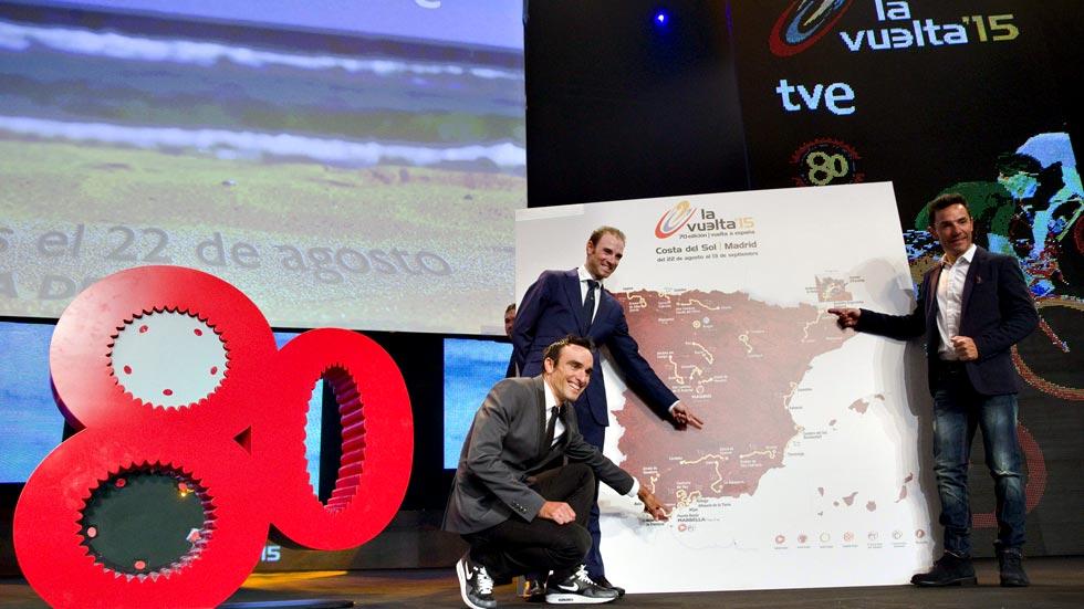 La Vuelta se reinventa una vez más y apuesta por los finales inéditos en alto para 2015