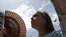 Ir al VideoVuelve el calor tras el julio más caluroso de los últimos 30 años