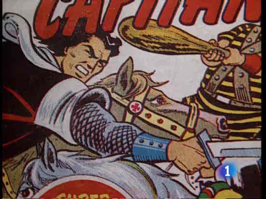 """Regresa el Capitán Trueno con """"El último combate"""""""