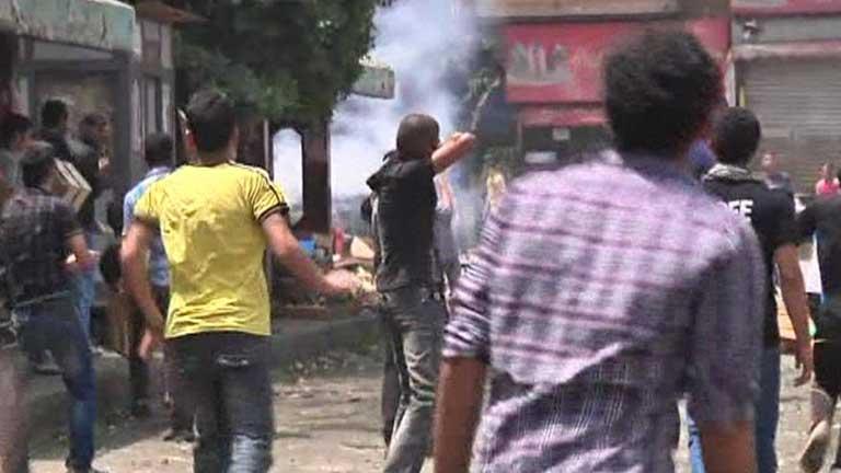 La violencia en Egipto se cobra 20 vidas
