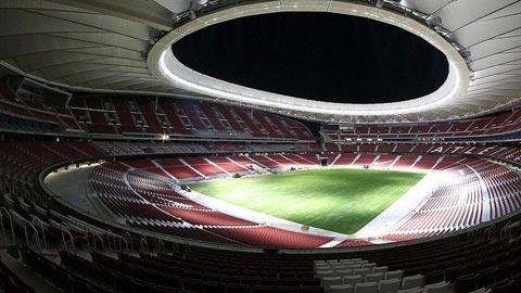 Ir al VideoEl Wanda Metropolitano está a punto para el estreno