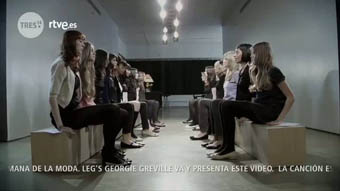 "Tres14 - Videoclip ""I wanna be your dog"" por Leg's Georgie Greville"
