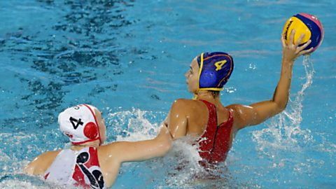 Waterpolo - Campeonato del Mundo Femenino. 2ª Semifinal: Canadá - España