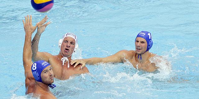 Waterpolo masculino. Fase de grupos: Serbia - Hungría