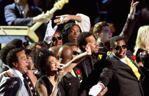 'We are the world' no podía faltar en el homenaje a Michael Jackson en el Staples Center