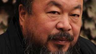 Impiden al disidente chino WeiWei ir a una audiencia sobre su caso
