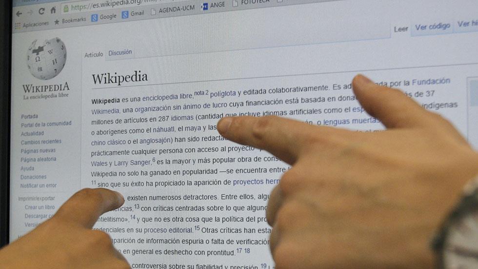 Wikipedia es la ganadora del Premio Princesa de Asturias de Cooperación Internacional