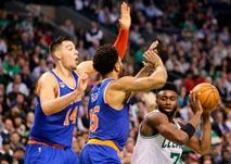 Willy logra su primer doble-doble como profesional en la NBA