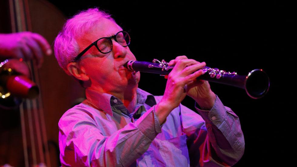 Woody Allen da un concierto en Badajoz con su Nueva Orleans Jazz Band