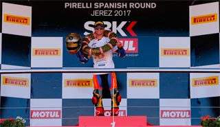WorldSBK 2017. Marc García, campeón del mundo de FIM Supersport 300