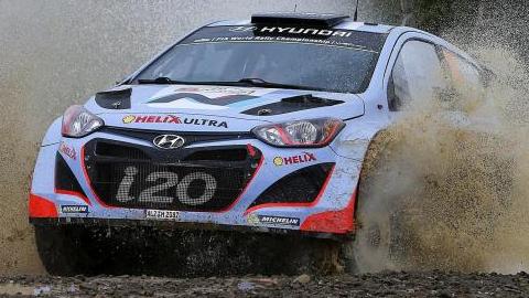 WRC - Mundial de rallies
