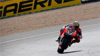 Motociclismo - Campeonato del Mundo Superbike. WSBK 1ª Carrera. Prueba Jerez