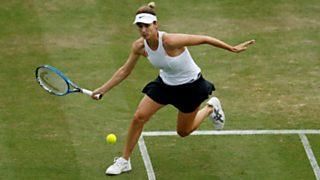 Tenis - WTA Torneo Eastbourne (Inglaterra): Y. Duan - S. Halep