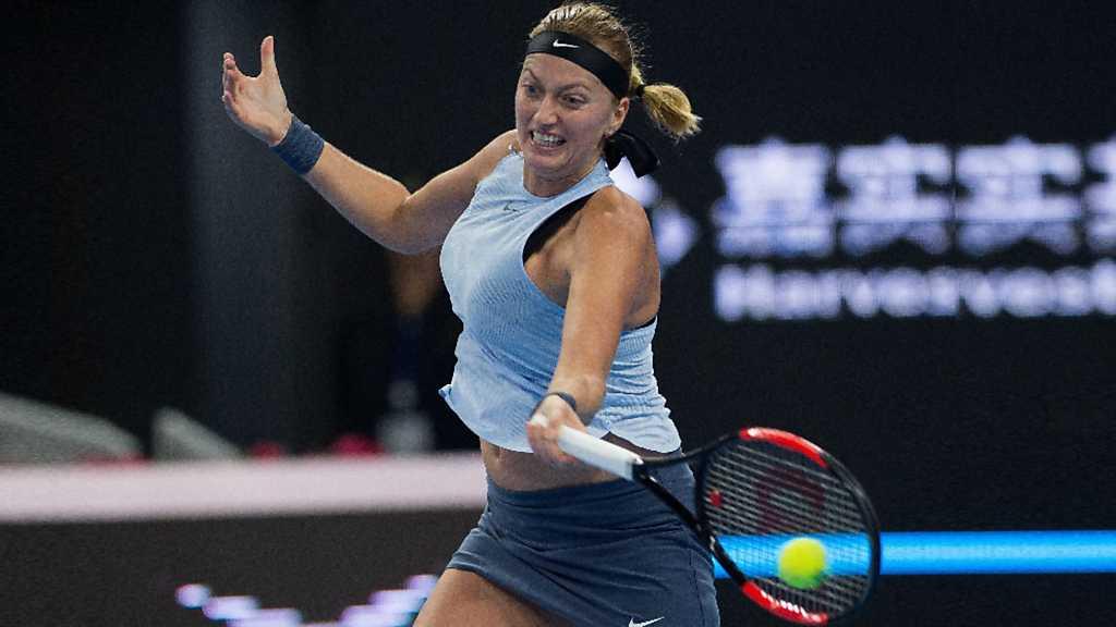 Tenis - WTA Torneo Pekín (China): Kvitova - Wozniacki