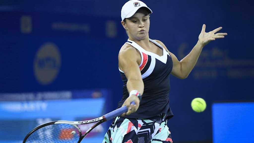 Tenis - WTA Torneo Pekín (China): Svitolina - Barty