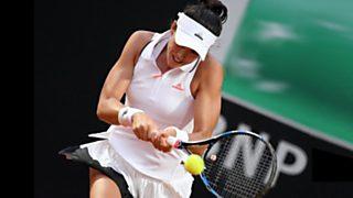 Tenis - WTA Torneo Roma (Italia) 1/4 Final: V.Williams - G.Muguruza