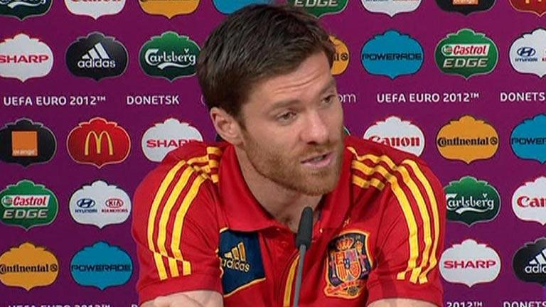 """Xabi Alonso: Portugal y nosotros nos conocemos perfectamente"""""""