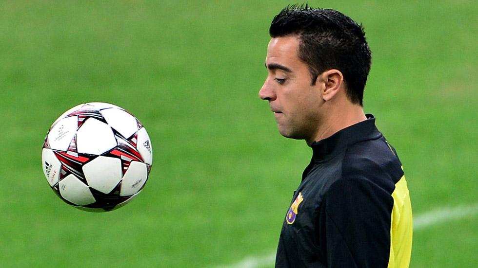 Xavi, una trayectoria de leyenda
