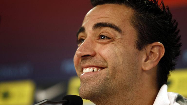 Xavi ve a Villa en la Eurocopa