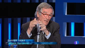 El debat de La1 - Entrevista a Xavier Trias