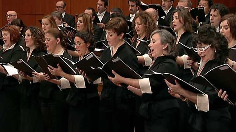 Los conciertos de La 2 - XII Ciclo Coral. Coro RTVE nº4 (2ª parte)