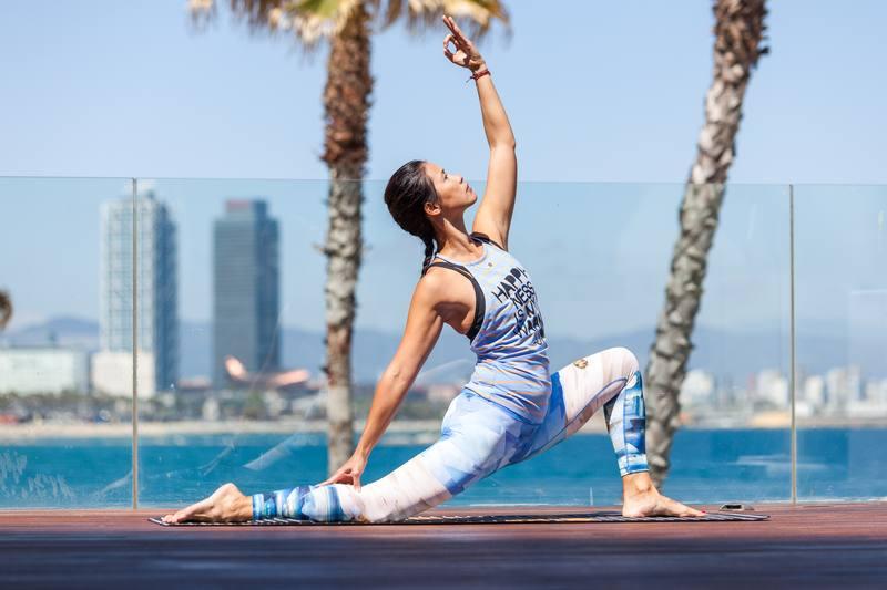 Xuan Lan hará que los concursantes conecten consigo mismos a través del yoga