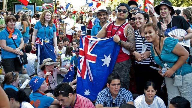 La XXVI Jornada Mundial de la Juventud comienza y Madrid recibe más de un millón de peregrinos
