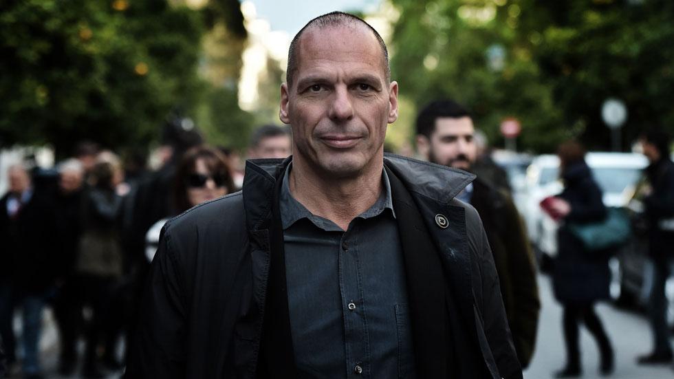 """Yanis Varoufakis, """"el Bruce Willis de la economía griega"""""""