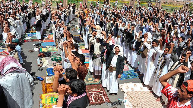 En Yemen siguen los enfrentamientos entre el ejército y los jefes tribales