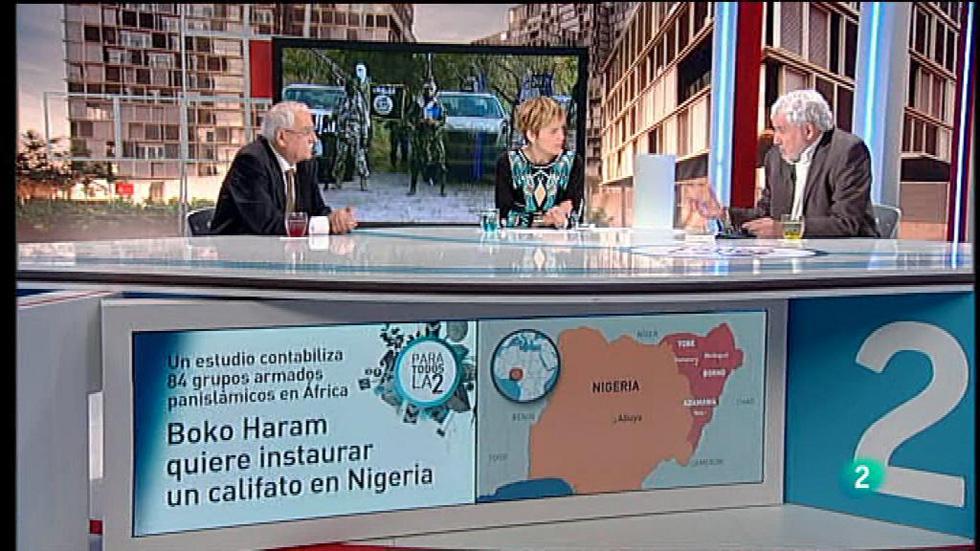 Para Todos La 2 - Debate: El Yihadismo en África