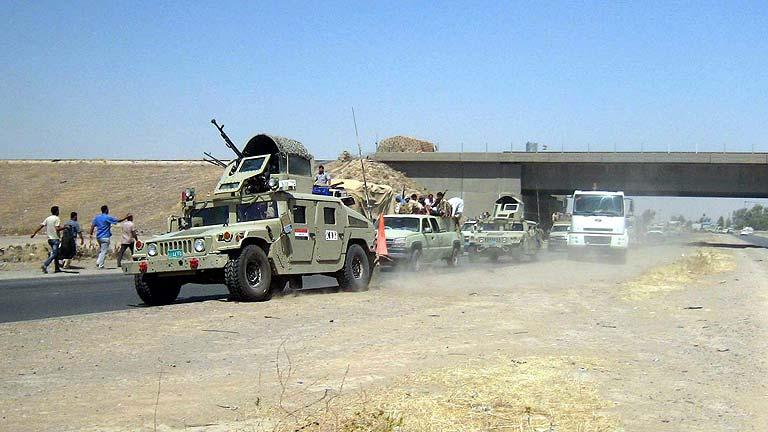 Los yihadistas avanzan r pido en el norte de irak mientras for Comprobar clausula suelo