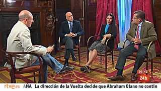Conversatorios en Casa de América -  Yoani Sánchez, Leopoldo Castillo y Carlos Pagni