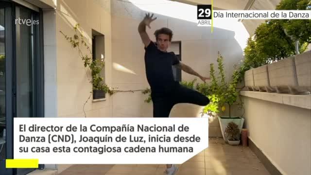 #YoBailoenCasa: una invitación para celebrar la Danza y la libertad del baile en pleno confinamiento