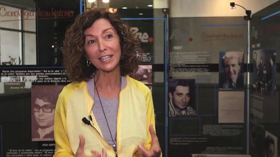"""IX Concurso de Cortos RNE - Yolanda Flores: """"Hay mayor creatividad y mayor técnica"""""""