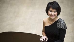 La pianista Yuja Wang presenta en España su último disco
