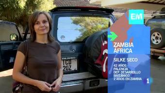 Españoles en el mundo - Zambia - Silke