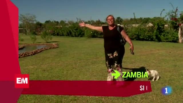 Españoles en el mundo - Zambia - Tomas falsas